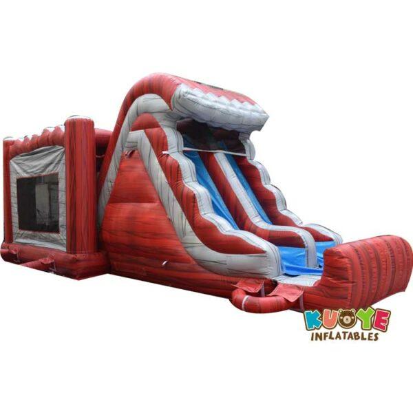 CB078 Liquid Hot Magma Wet Dry Combo Inflatable