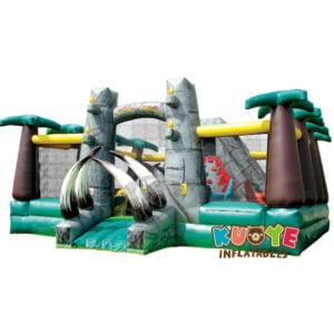 AP004 Jurassic Adventure Inflatable Combo 2