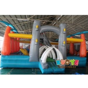 AP004 Jurassic Adventure Inflatable Combo