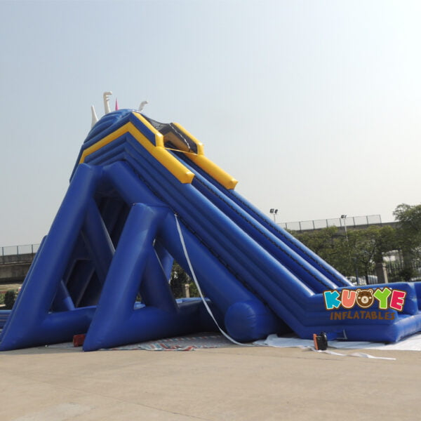 GS003 Inflatable Hippo Slide 5