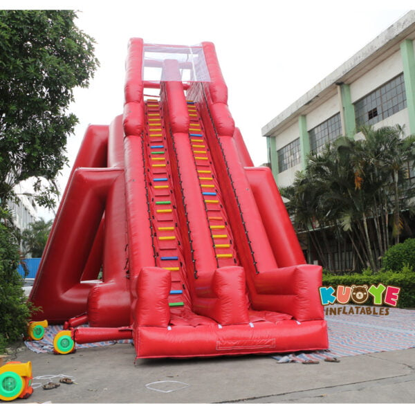 GS004 Inflatable FreeStyle Slides 5