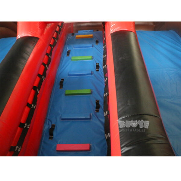 SL001 Giant Pirate Ship Inflatable Slide 6