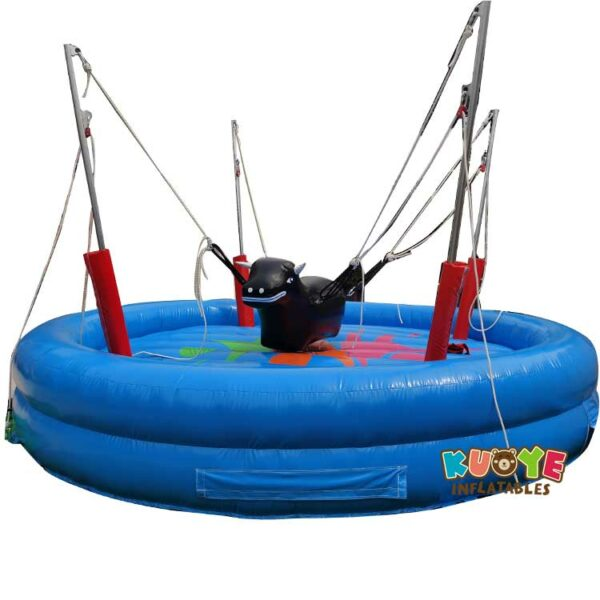 SP005 Inflatable Bull Riding Bungee Bull 2