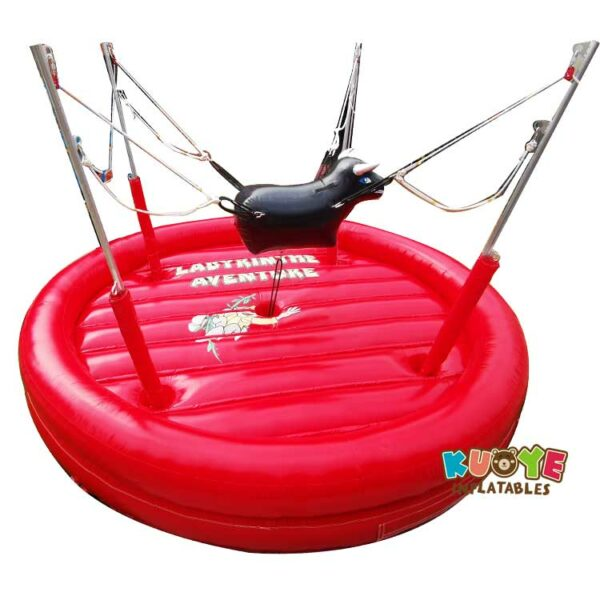 SP005 Inflatable Bull Riding Bungee Bull 3
