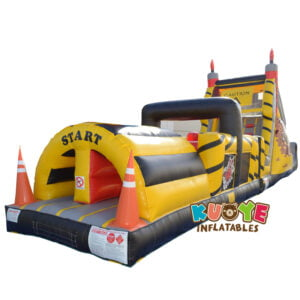 OC002 48ft Demolition Zone Obstacle Course