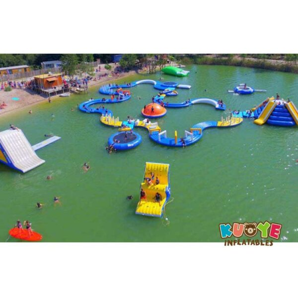 WP009 Inflatable Water Park