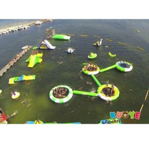 WP010 Inflatable Water Park