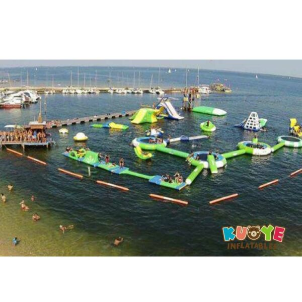 WP011 Inflatable Water Park