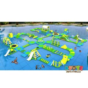 WP014 Giant Inflatable Aqua Park