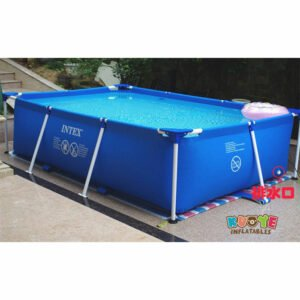 Ground Round Frame Pool Set for Home Use
