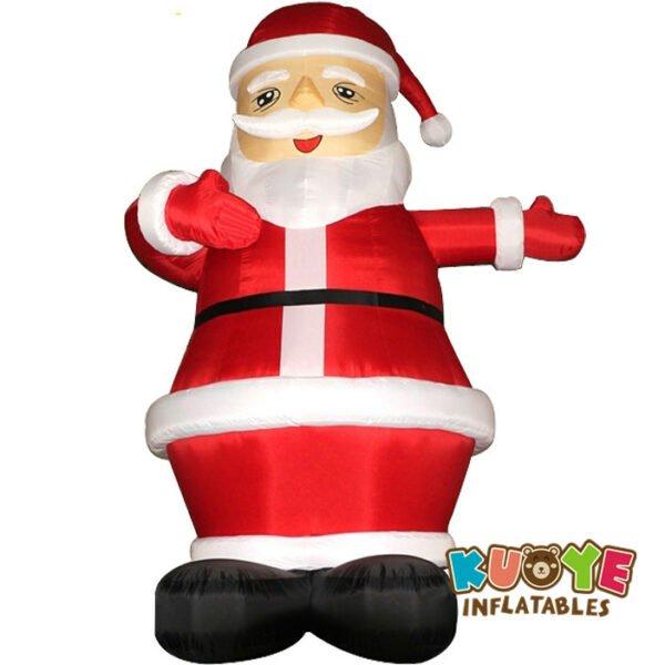Xmas007 6m Blow up Inflatable Christmas Santa 5