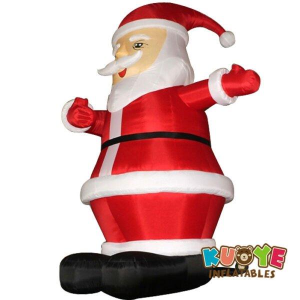 Xmas007 6m Blow up Inflatable Christmas Santa 4