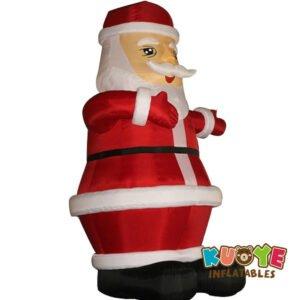 Xmas007 6m Blow up Inflatable Christmas Santa