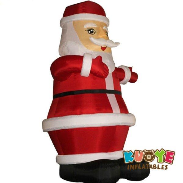 Xmas007 6m Blow up Inflatable Christmas Santa 2