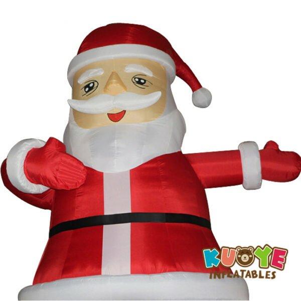 Xmas007 6m Blow up Inflatable Christmas Santa 3