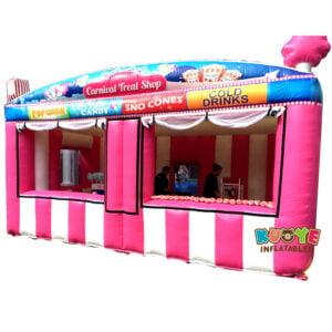 TT1803 Inflatable Carnival Treat Shop