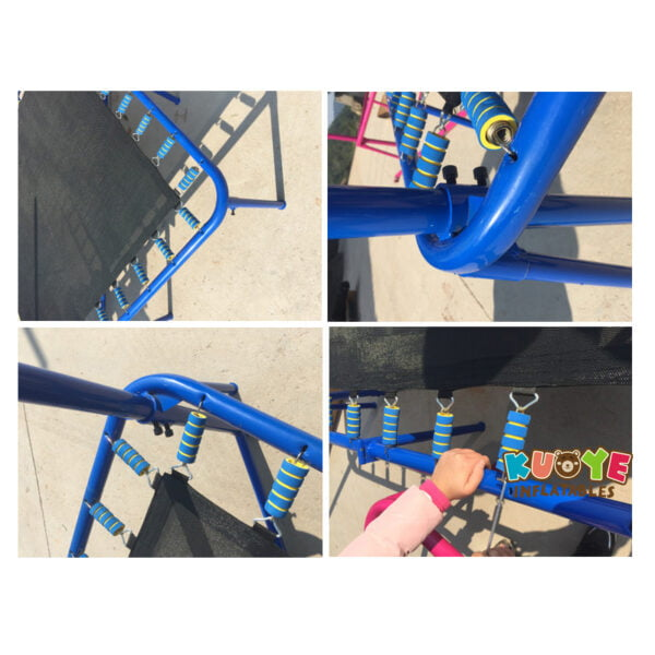 T001 Bungee Jumping Trampoline 6