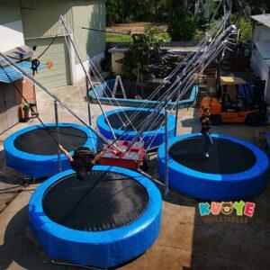 M004 Trampoline Buggee Jump