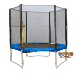T007 6ft Trampoline with Safety Netting 2