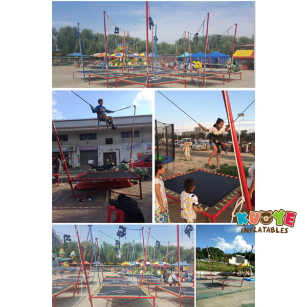 T001 Bungee Jumping Trampoline 3