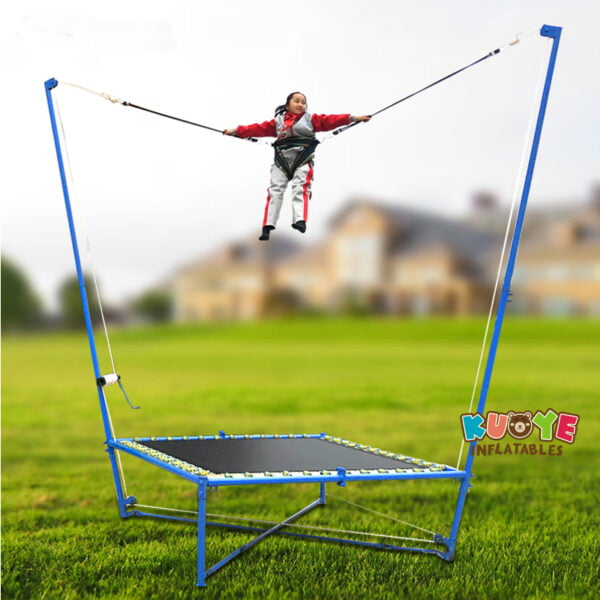 T001 Bungee Jumping Trampoline 2