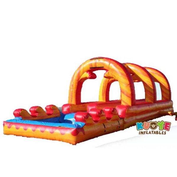 WS1879 10m Inflatable Slip-N-Slide Double Lane