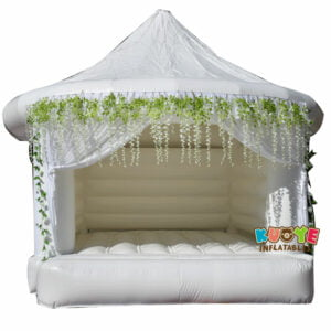 BH056 Wedding Bouncy Castle Inflatable