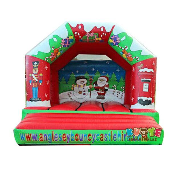 BH124 Bouncy Castle for Christmas