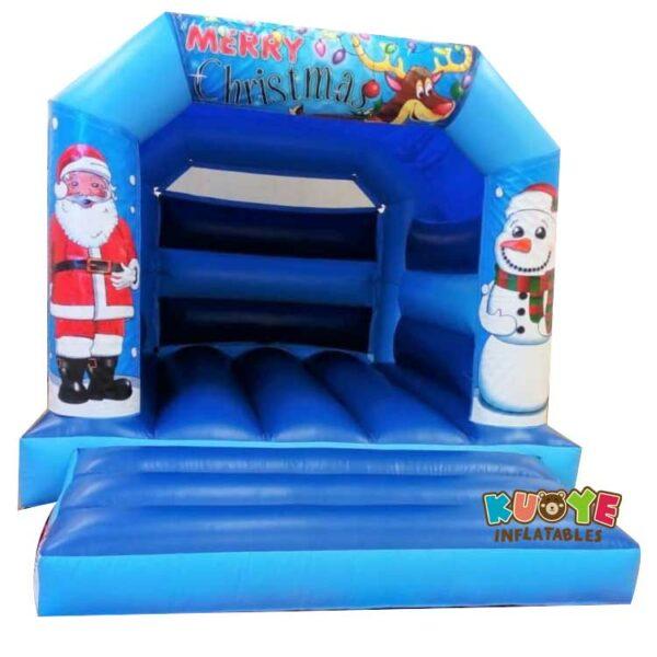 BH125 Santa Claus Bouncing Castle