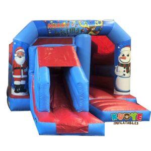 Xmas010 Christmas Inflatable Combo