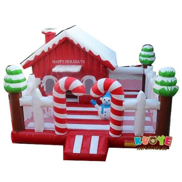 Xmas011 Christmas Bounce House