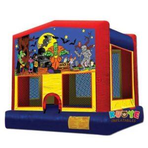 BH127 Halloween Bounce House