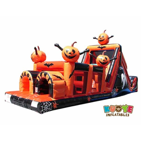 OC010 Halloween Obstacle Course
