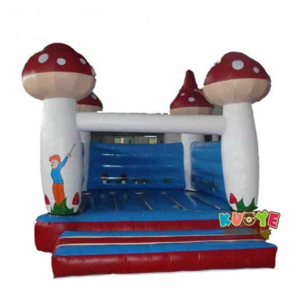 BH112 Mushroom Bouncy Castle
