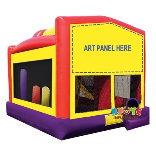 BH117 Large 5 in 1 Module Bounce House