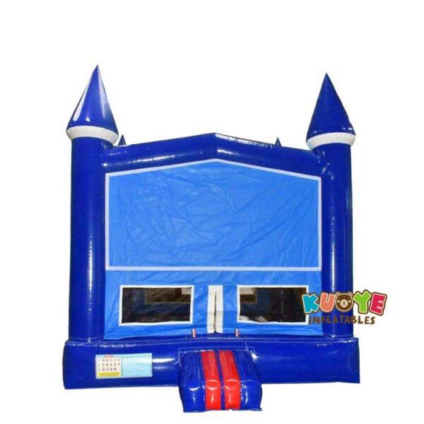 BH118 13 x 13 ft Blue Bounce House