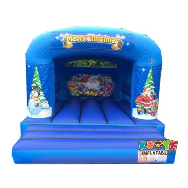 BH123 Christmas Bouncy Castle for Party