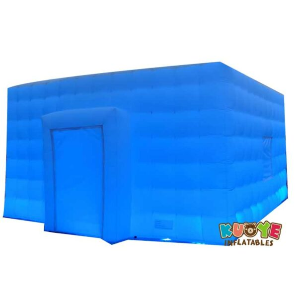 TT015 Oxford Inflatable Cube Tent with LED