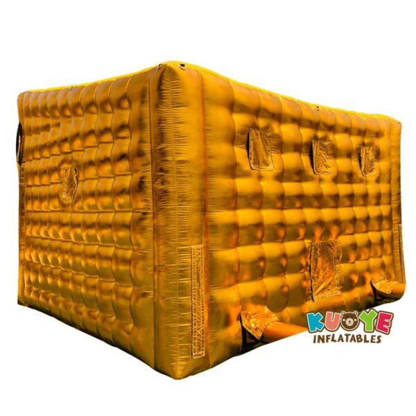 TT020 Gold Inflatable Nightclub Marquee 2