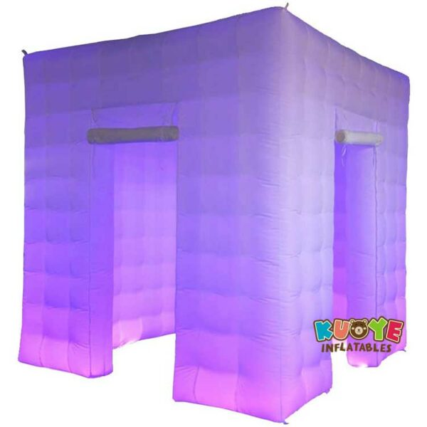 TT021 Portable Inflatable Photo Booth with Two Doors