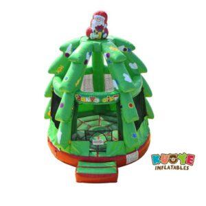BH139 Christmas Tree Bounce House