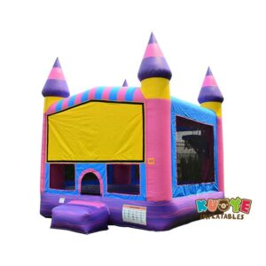 BH143 Cotton Candy 13ft Bounce House