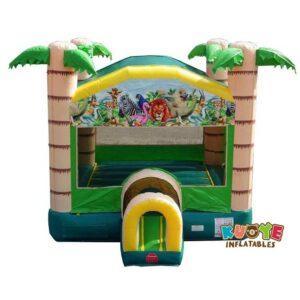 BH145 Tropical Paradise Bounce House