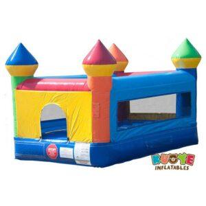 BH147 Junior Rainbow Castle Indoor Bounce House