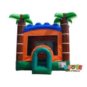 BH149 Tropical Palm Tree Bounce House