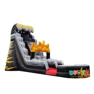 WS118 Flame 19 Ft Slide