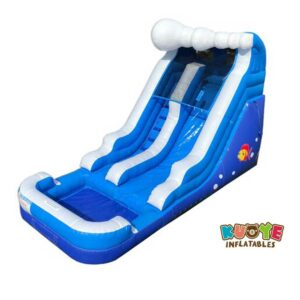 WS121 Commercial Wave Water Slide