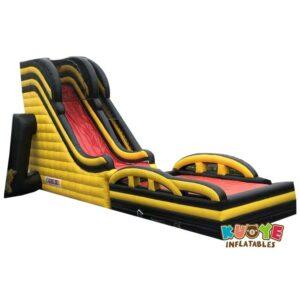 GS006 Drop Kick Water Slide
