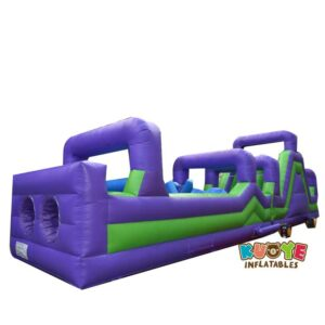 OC014 Purple Obstacle Course
