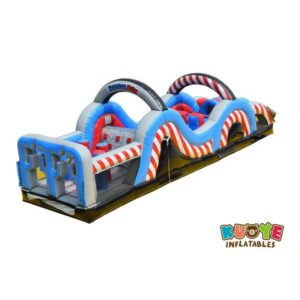OC012 40ft Racing Obstacle Course